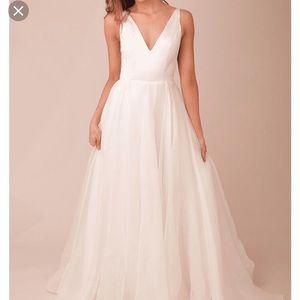 New Lorelei wedding dress sample